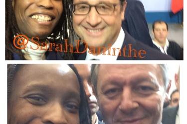 sarah daninthe et françois hollande et thierry brailard pacte de performance