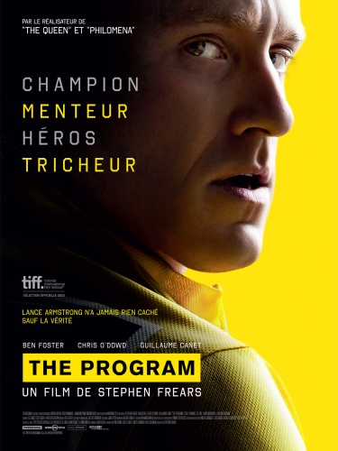 Armstrong champion menteur film The program